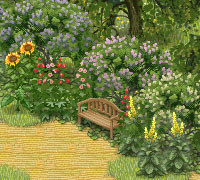 Tips & Tricks: Overgrown Benches